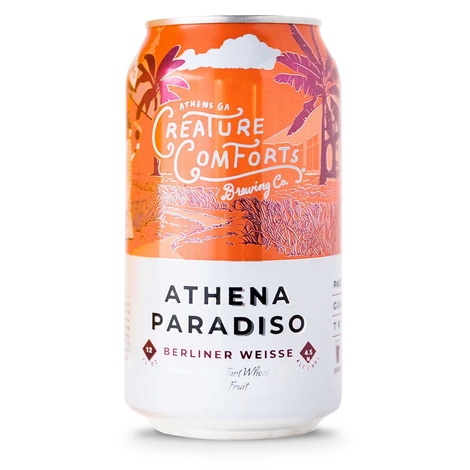 Athena Paradiso with passion fruit & guava